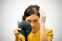 Women's Hair Loss Resource Blog: Losing my hair, losing my mind
