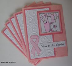Breast Cancer Awareness Cards