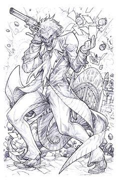 Gotham Arkham Madness By Pant On DeviantART
