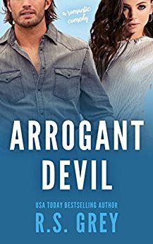 My Review:  Arrogant Devil by R. S. Grey