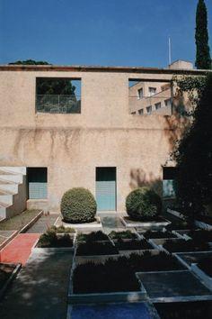 Villa Noailles, Hyéres, Gabriel Guévrékian, 1926-27.