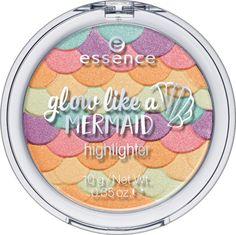 glow like a mermaid highlighter