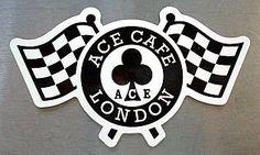 Ace Cafe London Fridge Magnet