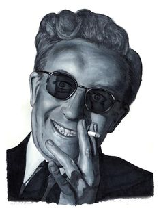 Dr. Strangelove Dr Strangelove, Classic Movies, Gentleman, Gay, Portraits, Film, Books, Movie, Libros