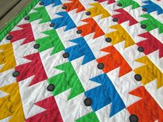 Sleepy Puppies quilt pattern! Crib size or twin size! Perfect for a shower gift!