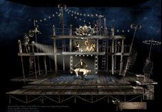 The Smith Center Presents World Premiere of THE TEMPEST; Produced by American Repertory Theater!