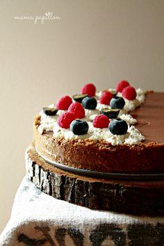 Tarta de chocolate exprés - 3ºCumpleblog | mama papillon