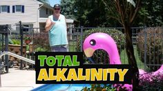 Cheapest way to raise Total Alkalinity in your Pool or Spa - YouTube