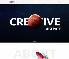 Wordpress Theme, Amazing Websites, Admin Panel, Creative Video, Website Themes, Page Layout, Portfolio, Concept, Layout