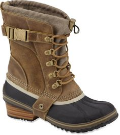 Womens Short Snow Boots - Boot Hto