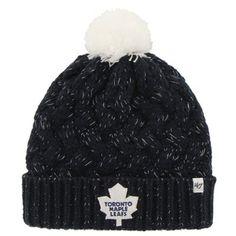 47 Brand Knit Beanie WINTER Toronto Maple Leafs hell navy