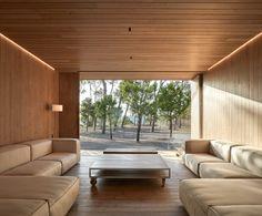 Cottage in Fontanars dels Alforins by Ramon Esteve Estudio | HomeAdore