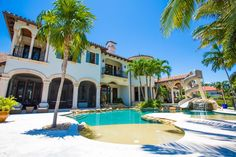 The amenities included in Scottie Pippen's Fort Lauderdale, Florida, home would be enough to persuade any prospective buyer. But the retired basketball pro is sweetening the deal—you can also purchase his 55-foot yacht along with the estate for a combined price of $12.5 million. The Venetian-style mansion offers almost 13,500 feet of living space and includes 215 feet of waterfront property. Built in 2004, the house features six bedrooms, seven baths, and two half baths, as well as a wine…