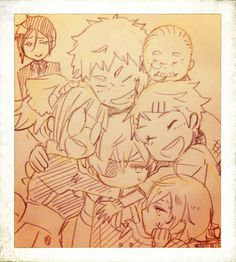 look... this cute Sebastian's smile. In my point of view sometimes he looks like proud father