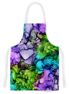 Cellar Door by Claire Day Artistic Apron