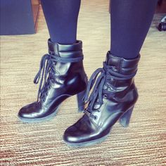 Tod's booties, as seen on co-founder Betty. So fall!