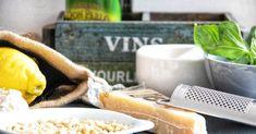 #Pesto #Pestofattoincasa #Dacipriano #Alessandrocipriano Fresh Basil, Fresh Lemon Juice, Olive Oil Juice, How To Make Pesto, Homemade Pesto, Sea Salt And Pepper, A Food, Food Processor Recipes, Kitchens