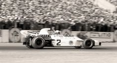 #2 Carlos Reutemann (RA) - Brabham BT34 (Ford Cosworth V8) 7 (1) Motor Racing Developments