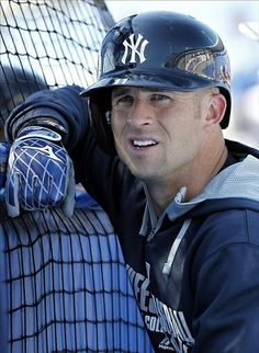 BRETT GARDNER #11 moves up the favorite player list after Jeter retires