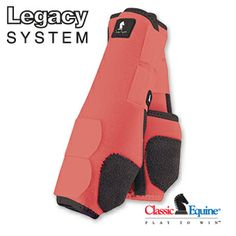 2013 Coral Legacy Boots by Classic Equine Corals For Sale, Polo Wraps, Legacy System, Classic Equine, Saddle Shop, Horse Boots, Western Horse Tack, Rodeo Life, Tack Sets
