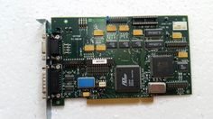 Instron A596-1 PCI Digilink Card Tension Tester Board