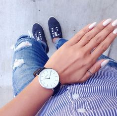 Casual friday; BERING watches, Classic Collection