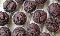 WW Freestyle Zero Point Desserts: Mini Chocolate Pumpkin Muffins