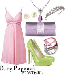 """Rapunzel"" by lalakay on Polyvore"