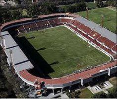 Estadio Tres de Marzo en Zapopan, Jalisco. Casa de los Estudiantes Tecos.