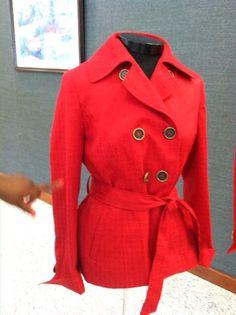 130 Red Rojas De Jackets Winter Mejores Chaquetas Imágenes R6wnR1qC