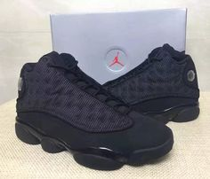 Will We See The Air Jordan 13 Black Cat Release With An OG Box?