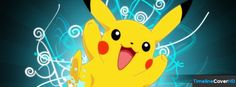 Pokemon Pikachu 1 Timeline Cover 850x315 Facebook Covers - Timeline Cover HD