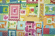 'Sew Connected' via collaboration by #quiltdad