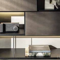 """Etreluxe presents you The modular 505 system, one of the """"blockbusters"""" of the Molteni&C collection, is constantly evolving, with innovative features that refresh and broaden its infinite uses.  #Modernlivingroom #Exclusivefurniture #Contemporaryfurniture #Designerfurniture #Modernfurniture #Luxuryfurniture #Italianfurniture #Interiordesigning #TurnkeyInterior #Moderndesign #furniture #Contemporarydesign #Premiumfurniture #Hiendfurniture #trendyfurniture #trendyinterior Trendy Furniture, Contemporary Furniture, Luxury Furniture, Contemporary Design, Modern Design, Furniture Design, Italian Furniture, Infinite, Innovation"""