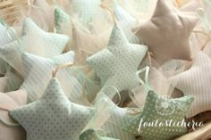 stars shine above me. Baptism Candle, Baby Christening, Baby Shower, Nursery Decor, Shower Ideas, Cushions, Sew, Design Inspiration, Candles