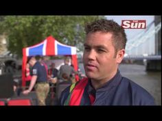 ▶ (VIDEO) Tom Hardy and Harrison Ford launch Royal Marines #RollWithIt record challenge - YouTube