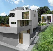 Rodinný dom, Koliba, Bratislava, Slovensko Architekti Šebo Lichý