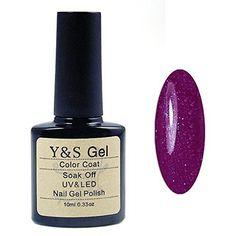 Y&S Brand Nail Polish Colors Soak off Gel nail Polish UV Gel Nail Polish 10ml #195 - http://buyonlinemakeup.com/y-s-2/y-s-brand-nail-polish-colors-soak-off-gel-nail-uv-gel-3