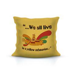Almofada Yellow Submarine!