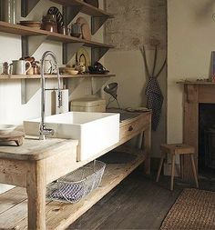 Sunday Favorites...rural kitchen
