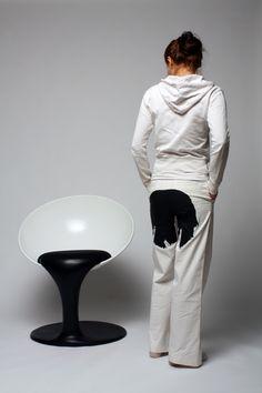Auslaufmodel - Seat design by Alexander Nettesheim - DesignDaily | DesignDaily