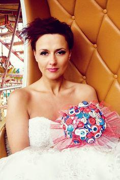 rule brittannia inspired bouquet