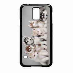 Siberian Husky Samsung Galaxy S5 Case
