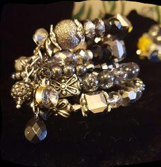 Night owl by marianne Night Owl, Jewelery, Bracelets, Projects, Design, Jewels, Bangles, Log Projects, Jewlery