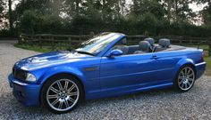 Find Cars For Sale   BMW 3-Series 2d M3 Convertible Used Car For Sale   Parkers