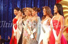 Concurso Miss Venezuela Año 2003. Foto: Archivo Fotográfico/Grupo Últimas Noticias
