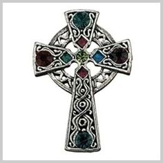 Celtic Cross Brooch I have this.it is simply beautiful :) Celtic Art, Celtic Crosses, Celtic Connections, St Patricks Day, Saint Patricks, Irish Catholic, Irish Jewelry, Irish Blessing, Carving Designs