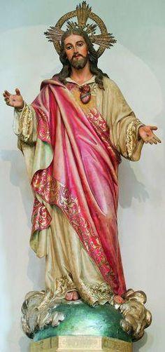 Sagrado Coração de Jesus - Catedral de Chiquinquirá - Colombia_.jpg