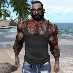 469475bf3a 63 Best Second Life Male Avatar Inspiration images