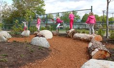 playscapes: Brock Elementary School Natural Playscape (with cost information!), Skala Design, Vancouver Canada, 2010